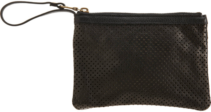 Jas MB Small Perforated Zen Wristlet