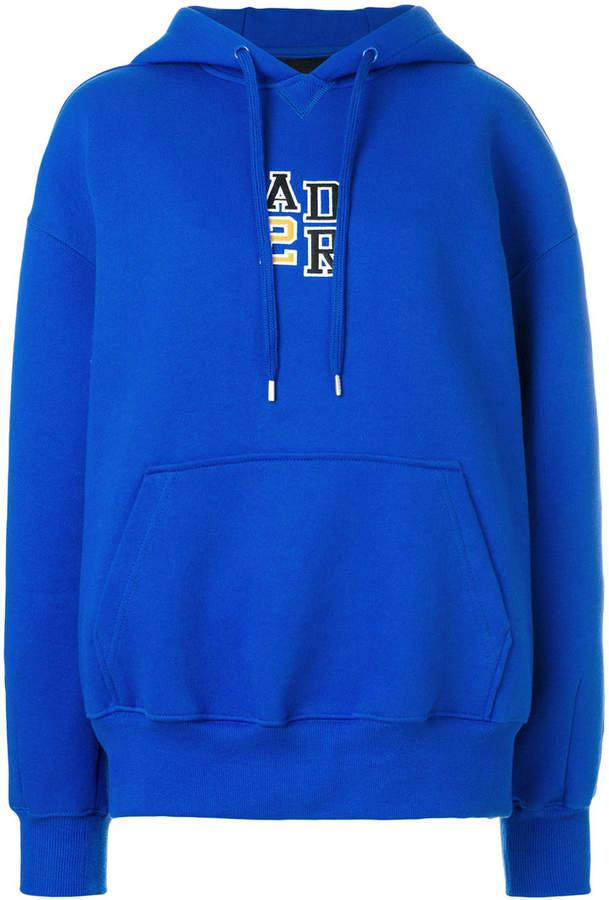Ader loose fit hoodie