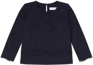 Burberry Long Sleeve T-Shirt