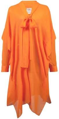 Maison Rabih Kayrouz asymmetric dress