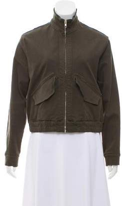 McGuire Denim Lightweight Long Sleeve Jacket