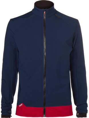 Soar Running Waterproof Stretch-Jersey Jacket