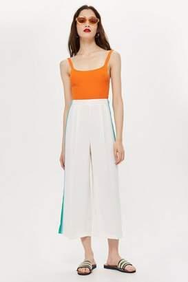 Topshop Side Stripe Culottes