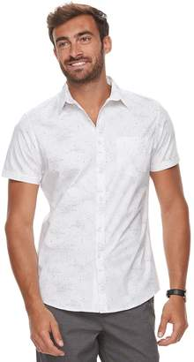 Marc Anthony Men's Slim-Fit Stretch Button-Down Shirt