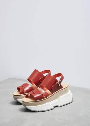 MM6 MAISON MARGIELA Platform Sandal