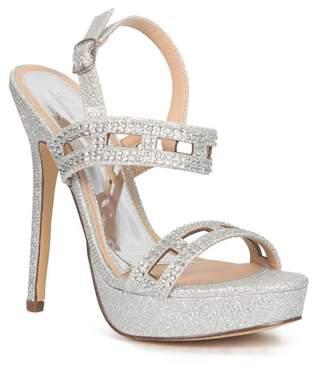 Ralph Lauren Lorraine Hillary Platform Sandal