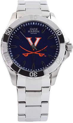Jack Mason Men's Virginia Cavaliers Color Sport Bracelet Watch