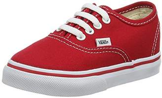 35a576701f4b8e Vans Red Shoes For Boys - ShopStyle UK