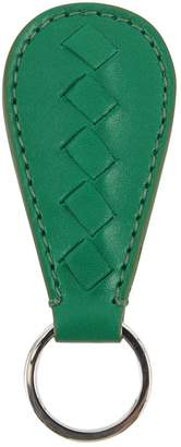 Bottega Veneta Green Leather Bag charms