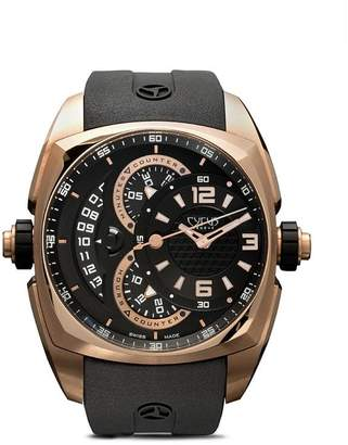 Cyrus Klepcys Chrono Full Rose Gold 46mm