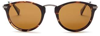 Cole Haan Unisex Clubmaster 50mm Sunglasses