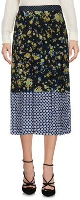 Caractere 3/4 length skirts