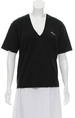 DSQUARED2 Logo Print Short Sleeve T-Shirt