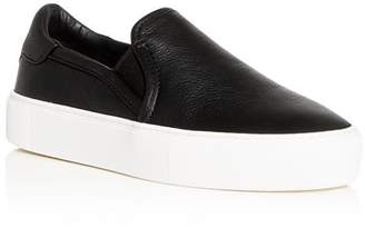 UGG Women's Jass Slip-On Platform Sneakers
