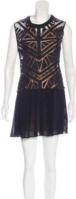 Sass & Bide Sleeveless Shift Dress