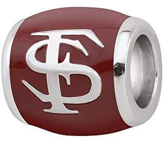Persona Sterling Silver Florida State University Beads and Charms