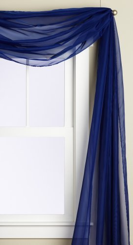 Sheer Curtain Scarf - ShopStyle Australia