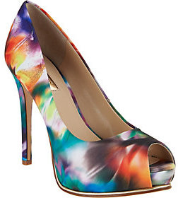 Guess Peep Toe Plaform Pumps - Honora $25.23 thestylecure.com