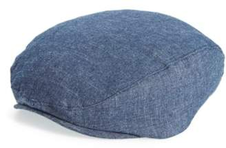 Nordstrom Chambray Driving Cap