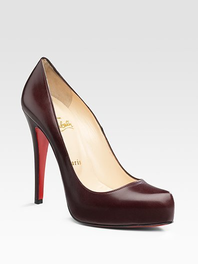 Christian Louboutin Rolando Point-Toe Pumps