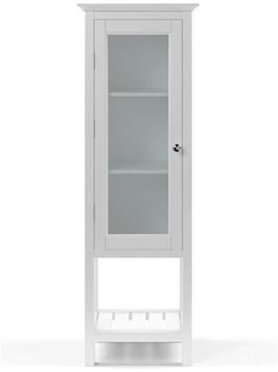 1st Avenue Gilmore Bathroom Storage Cabinet Floor Standing