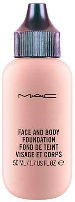 M·A·C MAC Studio Face & Body Foundation, Mirage Noir Collection