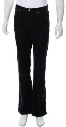 John Varvatos Corduroy Flat Front Pants