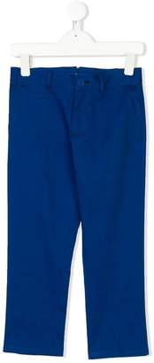 Stefano Ricci Kids straight-leg chino trousers