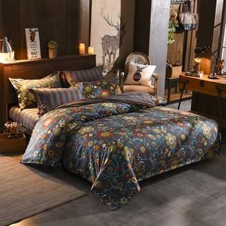 Kadell Winter Autumn Warm Bedding Sets Duvet Quilt Covers Pillow Case Linen Bedclothes Sheet Bedspread Comforter Bed