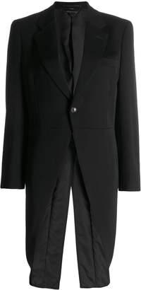 Comme des Garcons slim-fit tuxedo blazer