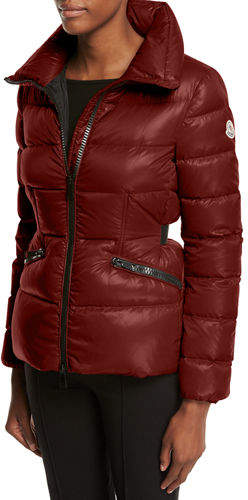 MonclerMoncler Daphne Quilted Puffer Coat