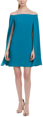 Trina Turk Sculpture Shift Dress