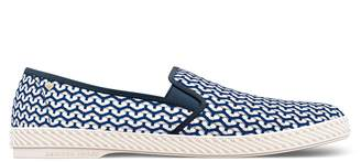 Rivieras Mens Napoles Cotton Sneakers