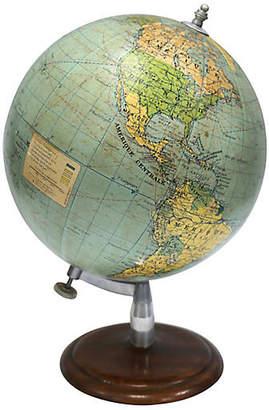 One Kings Lane Vintage French Desk Globe