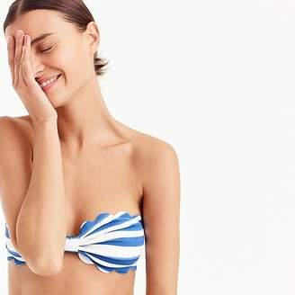 Marysia Swim MarysiaTM Antibes bikini top in watercolor stripe