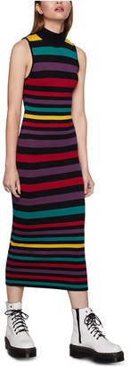 BCBGeneration Striped Sweater Dress