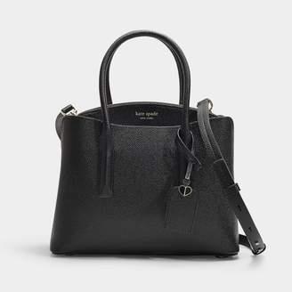 Kate Spade Margaux Medium Satchel Black