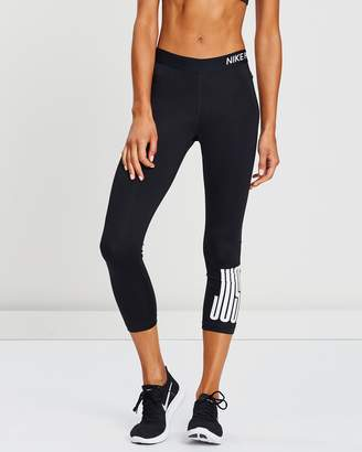 Nike Pro Just Do It Crop Tights