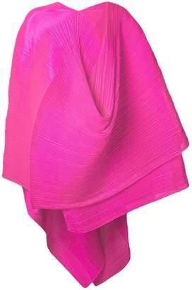 Madame T shawl poncho