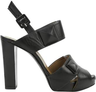 Hermes Leather Heels