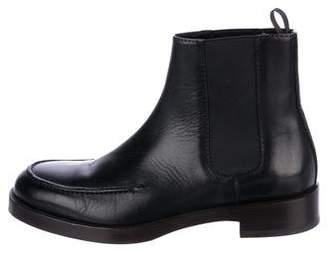 3.1 Phillip Lim Leather Chelsea Boots