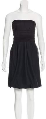 Diane von Furstenberg Tere Strapless Dress