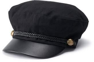 Apt. 9 Women's Braided Band Wool Fisherman Hat