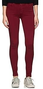J Brand Women's 620 Super Skinny Jeans - Purple