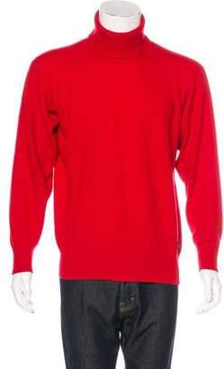 Louis Vuitton Cashmere Mock Neck Sweater