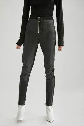 Yigal Azrouel Moto Leather Pant
