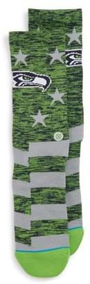 Stance Seahawks Banner Socks