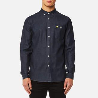 Lyle & Scott Men's Denim Shirt