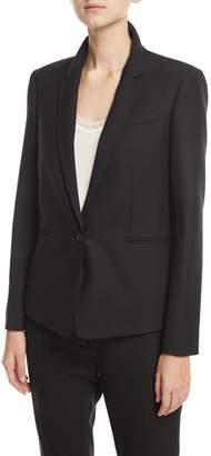Joseph Will One-Button Jacket