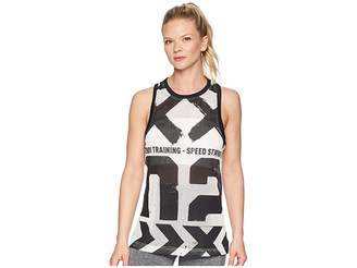 Reebok Mesh Tank Women's Sleeveless